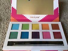 Eyeshadow Palette - Youthful - Okalan