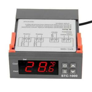 STC-1000 Electronic Digital Temperature Controller Thermostat (DC 12V)