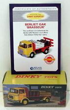 Atlas Berliet Diecast Vehicles