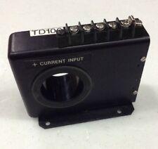 American Aerospace Controls 942 300 Current Sensor Td100 Serial No 3481
