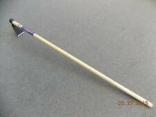 Adze / Weeding Hoe! W/ Long Hardwood Handle! Assembled in USA! NEW!