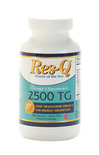 Res-Q 2500 TG Omega-3 Fish Oil 200 Mini Capsules