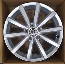 A 17x7 Inch ET54 GENUINE OEM VW Golf MK6 Cabrio Alloy 5K7601025B Golf MKVI 6