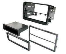 Best Kit  BKVWK1017 Single Or Double Din Vw Jetta 05-06 Dash Kit W/ Pocket New