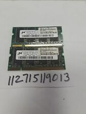 1GB DDR1 DDR PC2100 PC 2100 266 266MHZ 200 PIN 200-PIN SO-DIMM SODIMM  32X16