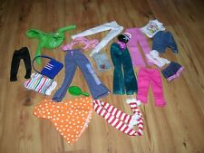 Large Lot Original Spin Master LIV Doll Clothes & Others With Accessories