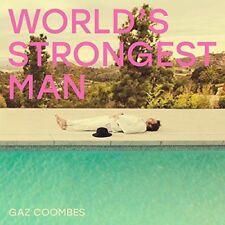 GAZ Coombes World's Strongest Man CD Album 2018 Supergrass