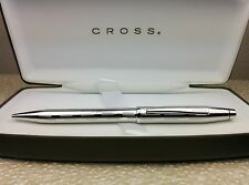 Cross Art Deco Platinum Plated Ballpoint Pen 0082WG-2
