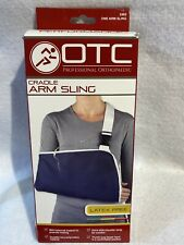 OTC Cradle Arm Sling, Thumb Loop, Reversable Left or Right Shoulder