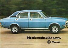 Morris 1975-76 UK Market Sales Brochure Mini Marina Princess