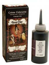 SPIRITUAL SKY HENNA NATURAL HAIR COLOURING CREAM - BLACK 90ml