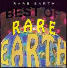 """RARE EARTH cd """"Best Of"""" 2005 Direct Source Import NEW Sealed 10 Tracks R&B Soul"""