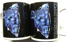 "IRON MAIDEN TASSE ""DIFFERENT WORLD"" KAFFEETASSE - MUG"
