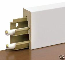 Sockelleiste SKA-NT weiß 2060 Erü  Elektroinstallation Leiste Kabelkanal