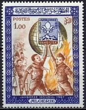 ALGERIE N°458** Jamborée mondial Idaho Scoutisme,  1967 ALGERIA MNH