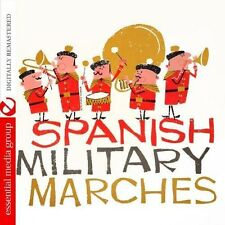Spanish Military Marches - Banda De Aviacion De Madrid (2013, CD NEUF) CD-R