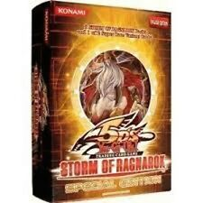 YUGIOH  STORM OF RAGNAROK SPECIAL EDITION    BRAND  NEW