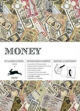 Money: Gift and Creative Paper Book Vol. 61 (Giant Artists Colouring Books), Pep