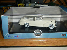 Oxford Diecast Humber Pullman Limousine Old English White  1/43 Scale