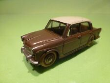 DINKY TOYS FRANCE 531 FIAT 1200  - METALLIC BROWN 1:43 - GOOD CONDITION