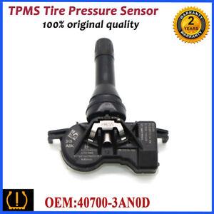 40700-3AN0D Tire Pressure Sensor TPMS For 2017-2019 Nissan Versa Note Sentra NV
