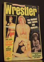The Wrestler Magazine January 1973