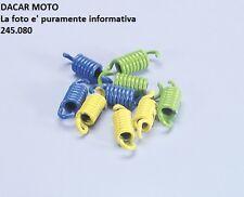 245.080 SET MOLLE FRIZIONE POLINI VESPA 150 LT-LX 3V ie dal 2012->