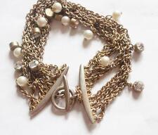 Crystal Bracelet Vintage Costume Jewellery