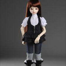 Dollmore 1/4 BJD doll clothes outfits MSD - Uel Jumper Skirt (Black)
