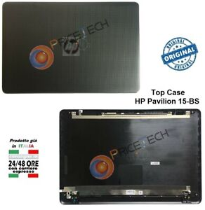 BACK COVER LCD PER NOTEBOOK HP 250 G6 - 255 G6 | 15-BW | 15-BS030NL | 929893-001