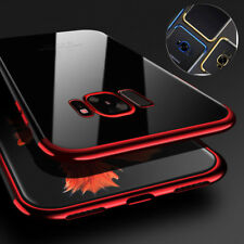 Fashion Genuine Ultra Slim Shockproof Silicone Clear Case Cover for Phones