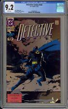 DETECTIVE COMICS #638 - CGC 9.2 - 1626845013