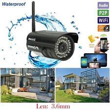 Sricam Outdoor Wireless P2P Network IP Camera Wifi CCTV Security IR SmartPhone