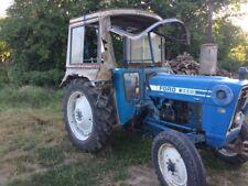 Kleintraktor Ford 3600 Schlepper Traktor