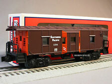 LIONEL SOUTHERN PACIFIC 1334 BAY WINDOW LIGHTED CABOOSE 6-30217 train 6-26480