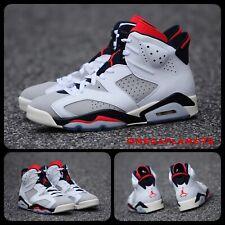 Nike Air Jordan Vi, 6 Retro Tinker, Talla Reino Unido 17, 52.5 de la UE, EE. UU. 18, 384664-104