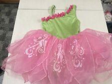GYMBOREE PRETTY  FAIRY HALLOWEEN COSTUME TULLED DRESS UP  GIRLS  10   12