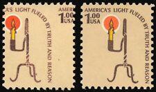 1610, $1 With Large Misperforation Shift ERROR - Mint NH - Stuart Katz
