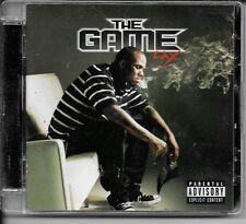 "CD ALBUM 19 TITRES--THE GAME--LAX--2008 ""RAP US"""