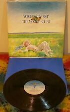 The Moody Blues ‎– Voices In The Sky~The Best Of The Moody Blues~1985 Orig Press