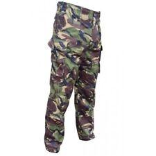 M-65 Pantalones Dpm Woodland Camo Nuevo Tamaño 12 año de edad