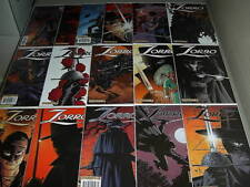 Zorro 1-15 Rides Again 11 Dynamite Comics Matt Wagner