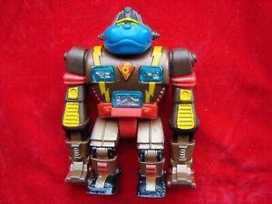 Bionic Six F.L.U.F.F.I. Metal Figure from 1986 LJN Toys FLUFFI