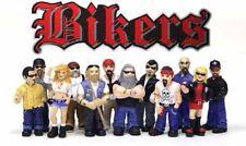 Hey Homies **** Micro Icons Biker figures -  1:32 scale dioramas (loose)