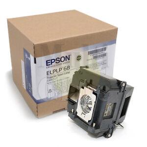 Genuine Projector Lamp Module for EPSON ELPLP68 / V13H010L68