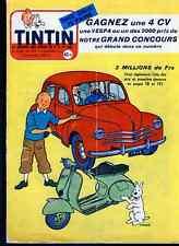 TINTIN (Edition Française)   n°  371  ,  du   1  décembre  1955