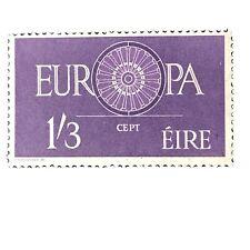 IRELAND, SCOTT # 176, 1sh.3p. VALUE VIOLET 1960 EUROPA ISSUE MNH