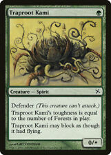 Magic MTG Tradingcard Betrayers of Kamigawa 2005 Traproot Kami 147/165