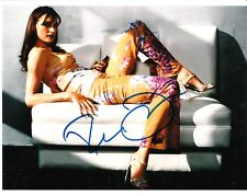 FAMKE JANSSEN SIGNED SEXY PHOTO UACC REG 242 (1)