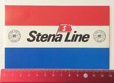 Aufkleber/Sticker: Stena Line (200516156)
